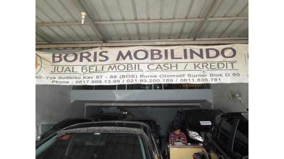 BORIS MOBILINDO