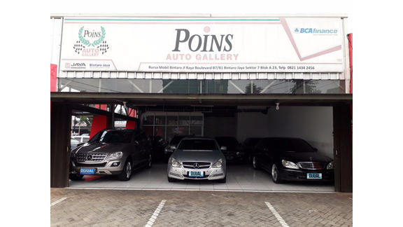 POINS AUTO GALLERY