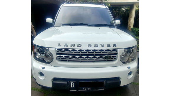 Land Rover Discovery >> Jual Mobil Bekas 2012 Land Rover Discovery Discovery 4 Diesel Jakarta Pusat 00fi359 Garasi Id