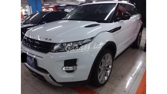 Land Rover Range Rover >> Jual Mobil Bekas 2012 Land Rover Range Rover Evoque Jakarta Pusat 00ku798 Garasi Id