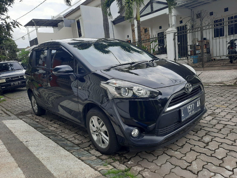 2017 Toyota Sienta G - Mobil Pilihan (preview-0)