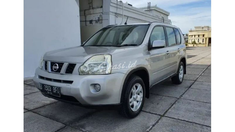 2009 Nissan X-Trail ST (preview-0)