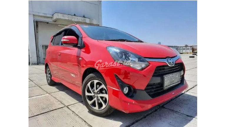 2018 Toyota Agya G TRD Sportivo - Barang Bagus, Harga Menarik (preview-0)