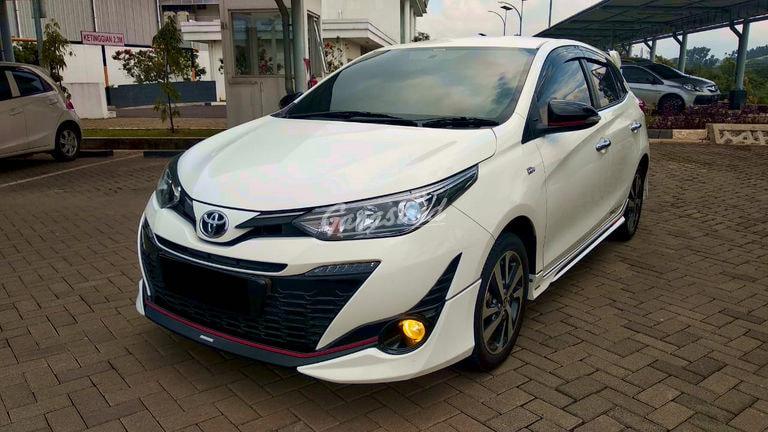 2018 Toyota Yaris TRD Sportivo - Mobil Pilihan (preview-0)