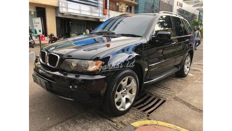 2001 BMW X5 E53 MTech - Ganteng Luar Dalem Istimewa Original Rare (preview-0)
