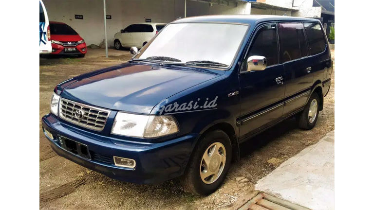 2000 Toyota Kijang lgx - Barang Bagus Siap Pakai (preview-0)