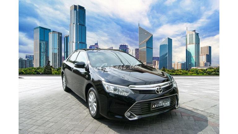 Jual Mobil Bekas 2015 Toyota Camry G Surabaya 00rx863 Garasi Id