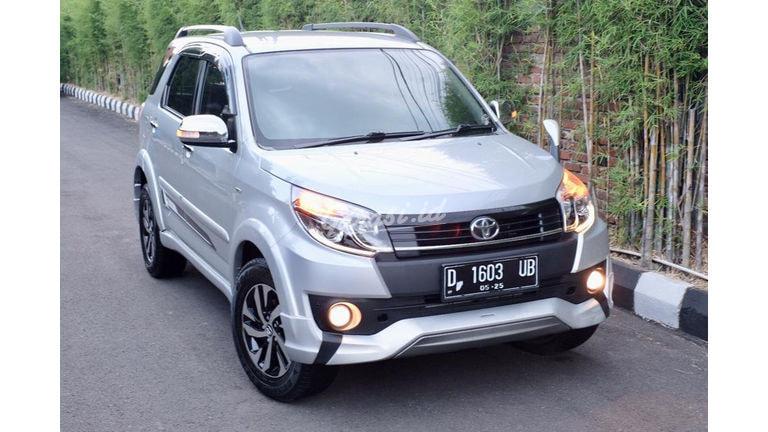 2015 Toyota Rush G Trd - Mobil Pilihan (preview-0)