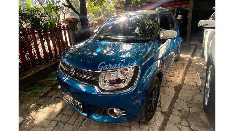 2017 Suzuki Ignis GX - Pemakaian Pribadi (preview-0)