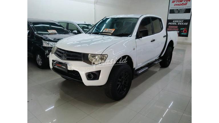 2013 Mitsubishi Strada Triton GLX - Kondisi Ciamik (preview-0)