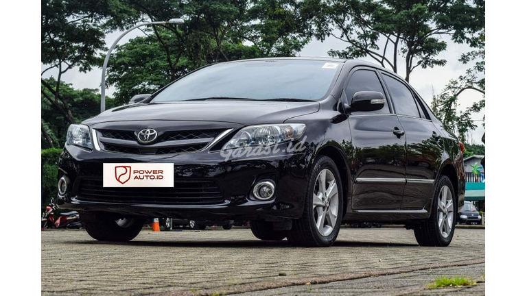 2013 Toyota Corolla Altis V - FULL ORI + GARANSI MESIN & TRANSMISI 1 TAHUN (preview-0)