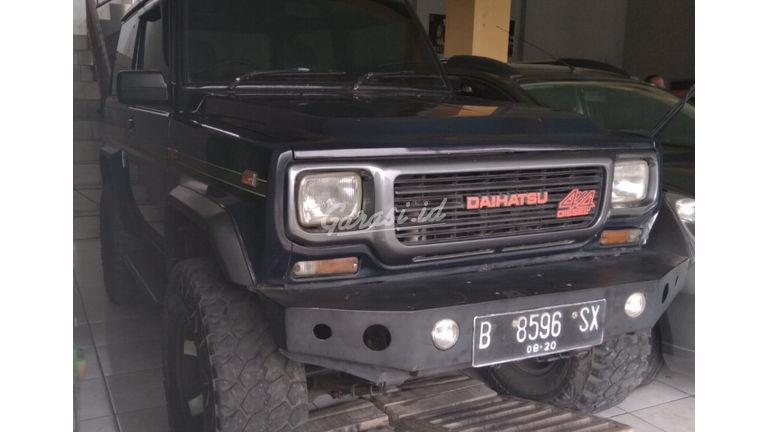 1994 Daihatsu Taft GTS 4X4 - Terawat Siap Pakai (preview-0)