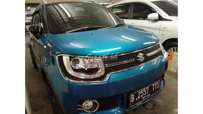 2019 Suzuki Ignis GL - Barang Bagus Dan Harga Menarik (preview-0)