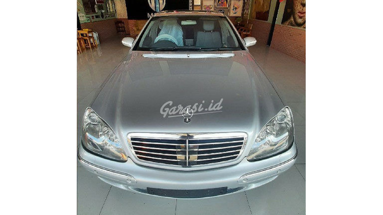2002 Mercedes Benz S-Class S 600 V12 - Full option (preview-0)