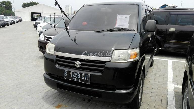 2005 suzuki apv gl - mobil bekas berkualitas