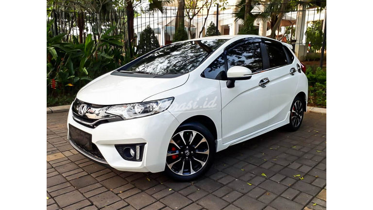 2017 Honda Jazz RS CVT - Mobil Pilihan (preview-0)