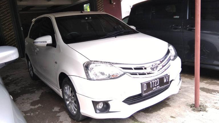 2014 Toyota Etios Valco G - Terawat Siap Pakai (preview-0)