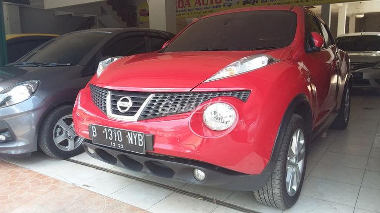 2012 Nissan Juke RX - Cakep Mulus Bisa Kredit (preview-0)