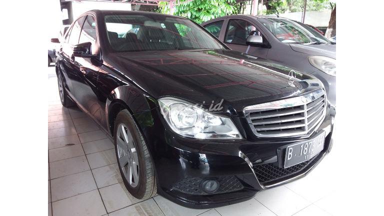 2013 Mercedes Benz C-Class C 200 - UNIT TERAWAT, SIAP PAKAI (preview-0)