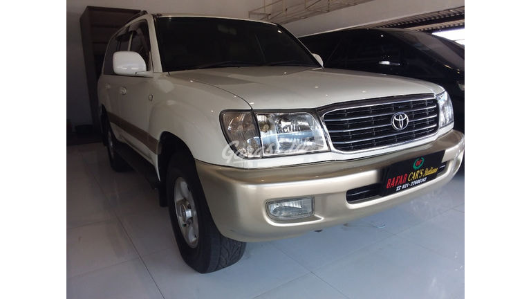 2000 Toyota Land Cruiser VX 100 - Proses Cepat Dan Mudah (preview-0)