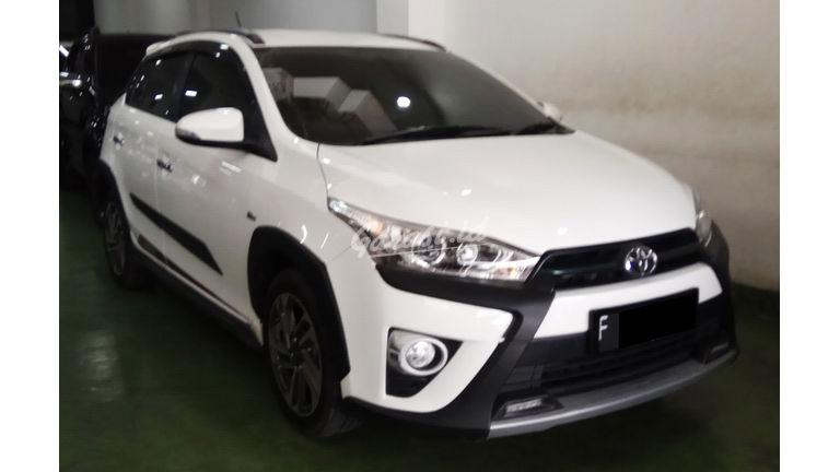 2017 Toyota Yaris HEYKERS - bekas berkualitas (preview-0)