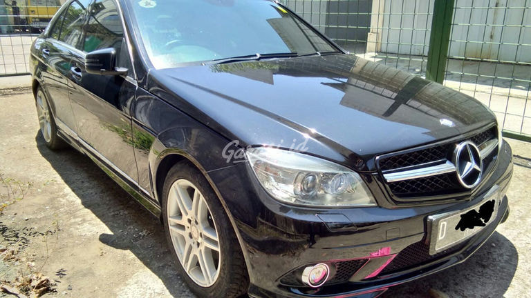 2010 Mercedes Benz C-Class C 250 AMG Line - Barang Mulus (preview-0)