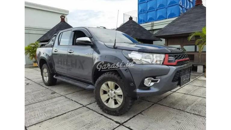 2019 Toyota Hilux V - Barang Bagus, Harga Menarik (preview-0)