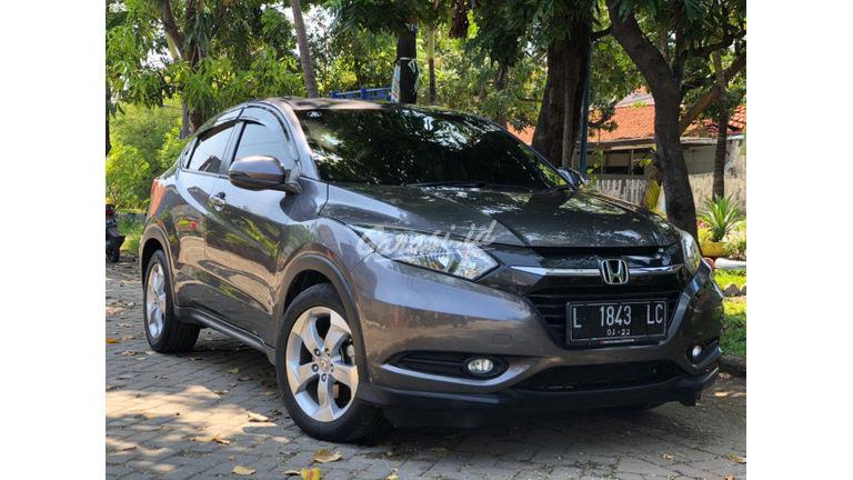 2016 Honda HR-V E - Matic Greyy (preview-0)