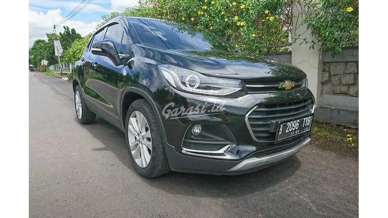 2018 Chevrolet Trax AT - Langsung Tancap Gas (preview-0)
