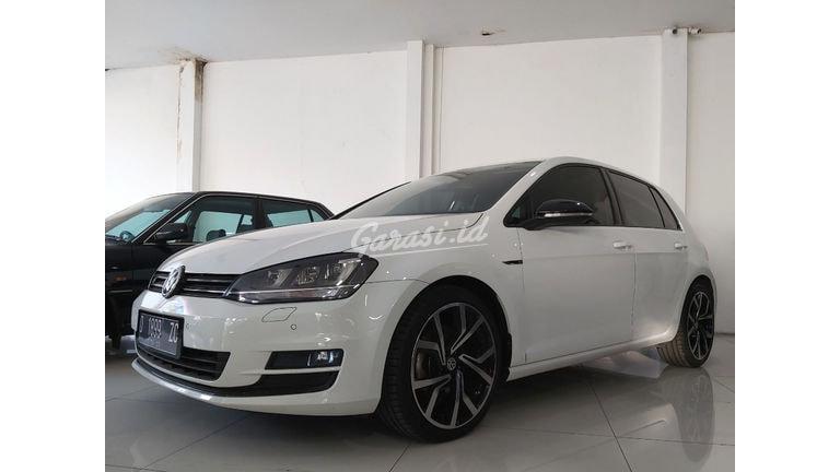 2013 Volkswagen Golf MK7 TSI ( CBU ) - KM Rendah, Siap Pakai (preview-0)