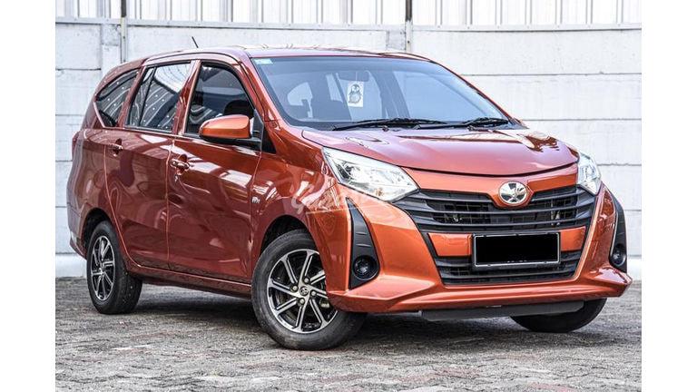 2019 Toyota Calya E - Mulus Seperti Baru Bisa Kredit di Bantu (preview-0)