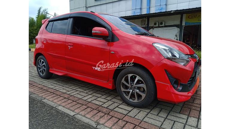 2018 Toyota Agya TRD - Pajak panjang siap pakai (preview-0)