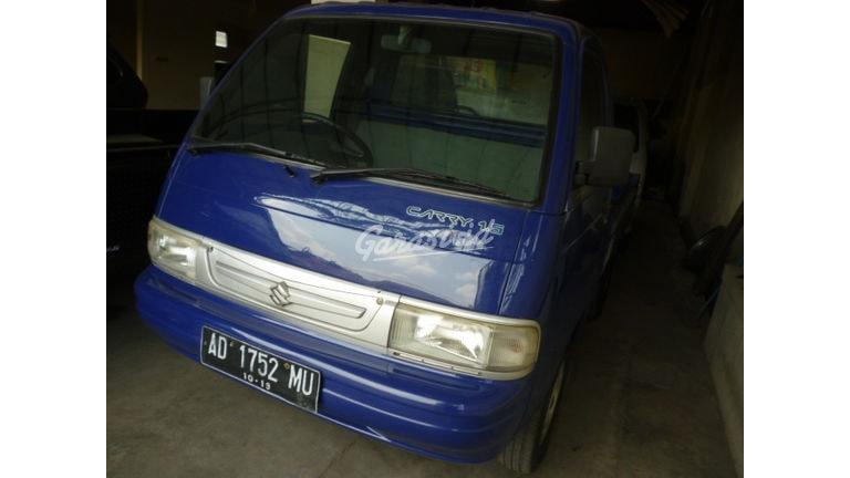 2009 Suzuki Carry Pick Up mt - Terawat Siap Pakai (preview-0)