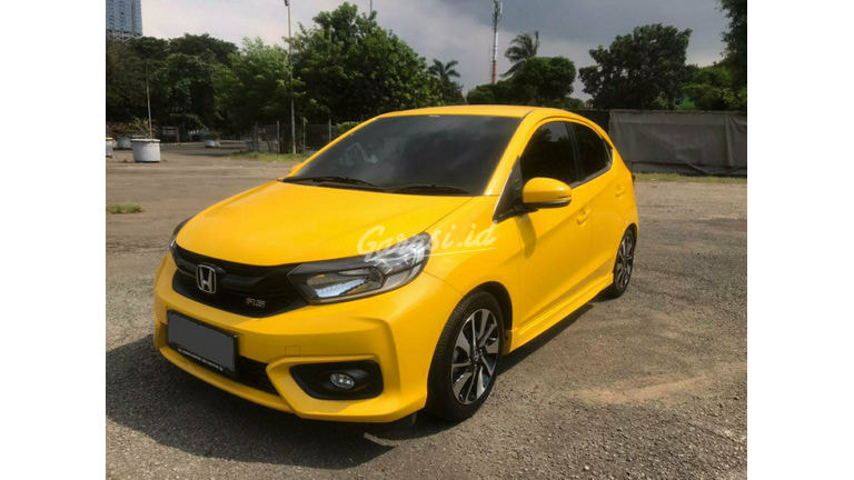 2019 Honda Brio RS - Good Condition Like New (preview-0)