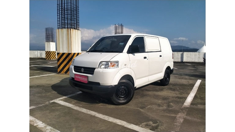 2012 Suzuki APV Pick Up Blindvan (preview-0)