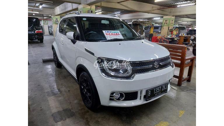 2018 Suzuki Ignis GX AGS - Mobil Pilihan (preview-0)