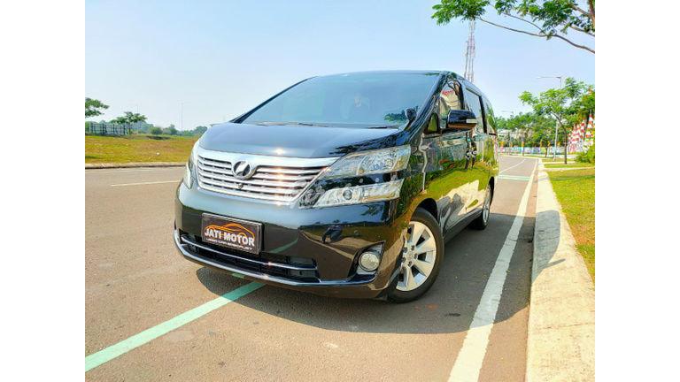2011 Toyota Vellfire Z Premium Sound - Nego Halus (preview-0)
