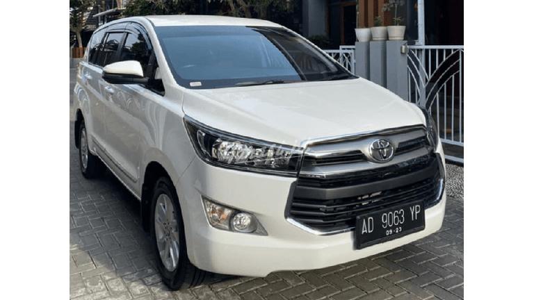 2018 Toyota Kijang Innova G - Istimewa Siap Pakai (preview-0)