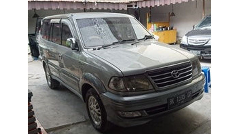 2004 Toyota Kijang KRISTA - Terawat (preview-0)