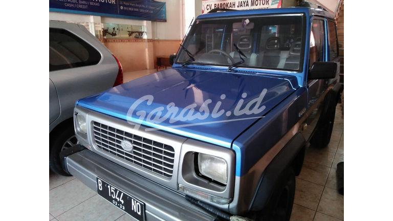 Jual Mobil Bekas 1996 Daihatsu Feroza Se Kota Bekasi 00ba811