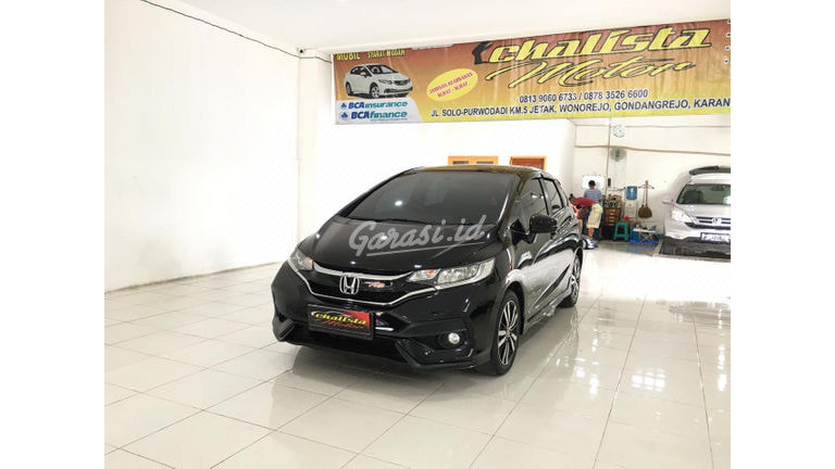 2017 Honda Jazz RS - Mobil Pilihan (preview-0)