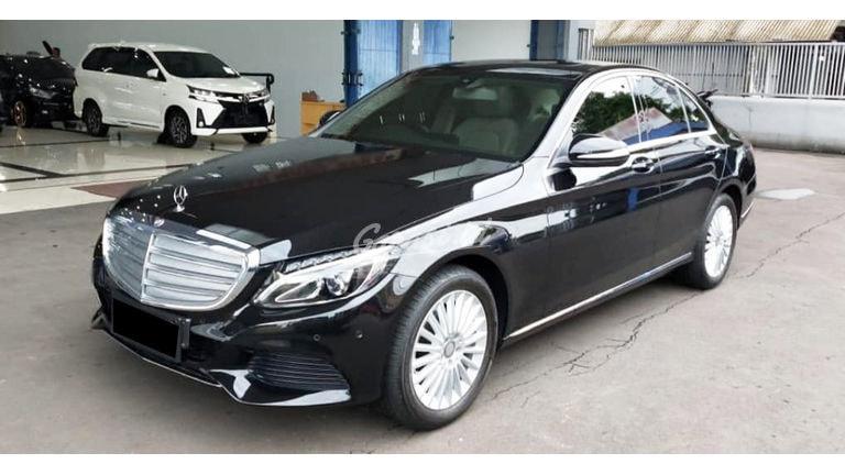 2015 Mercedes Benz C-Class 250 Exclusive - Mobil Pilihan (preview-0)