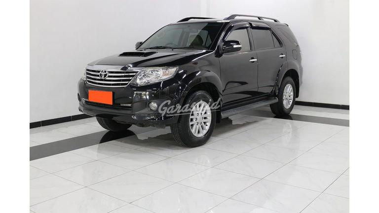 2014 Toyota Fortuner G VNT - Pemakaian Pribadi (preview-0)