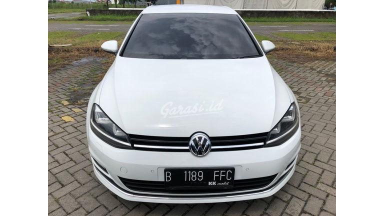2013 Volkswagen Golf MK 7 CBU Automatic - Sangat Terawat dan Bagus Pasti Puas (preview-0)