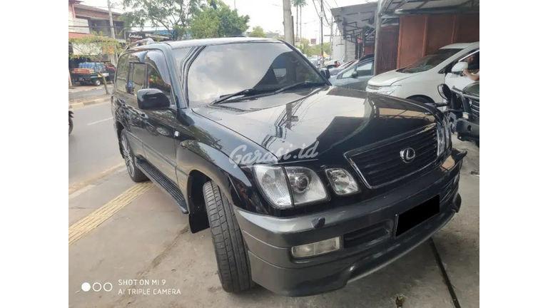 2001 Toyota Land Cruiser cygnus - Barang Bagus Siap Pakai (preview-0)
