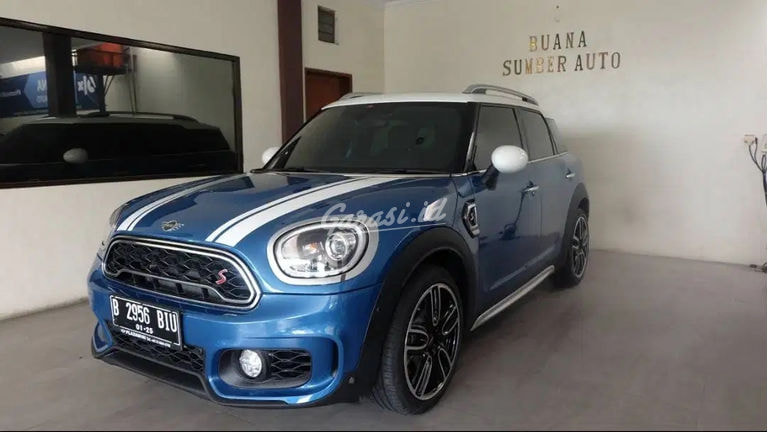 2020 MINI Countryman S - Istimewa With Panoramic Roof Service Record (preview-0)