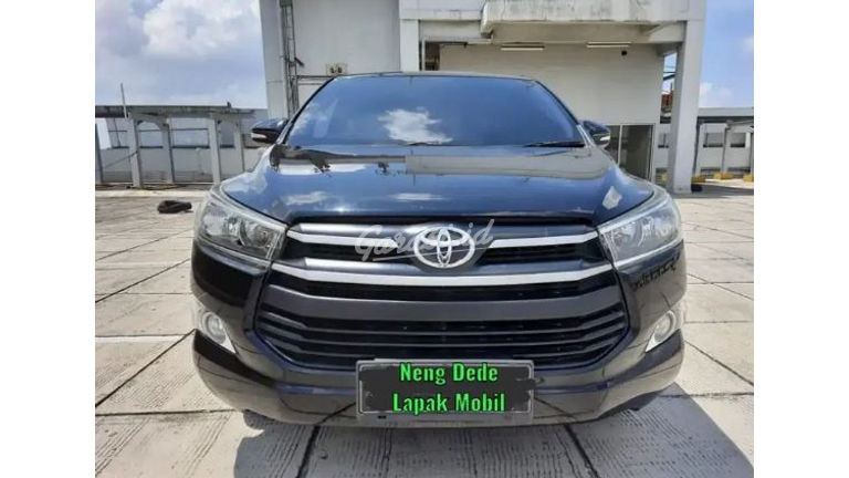 2016 Toyota Kijang Innova G - Barang Bagus, Harga Menarik (preview-0)