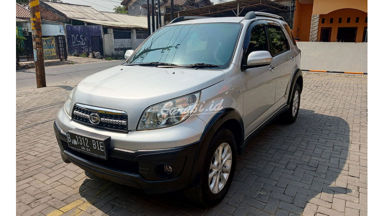 2014 Daihatsu Terios TX Adventure - DP ceper (preview-0)