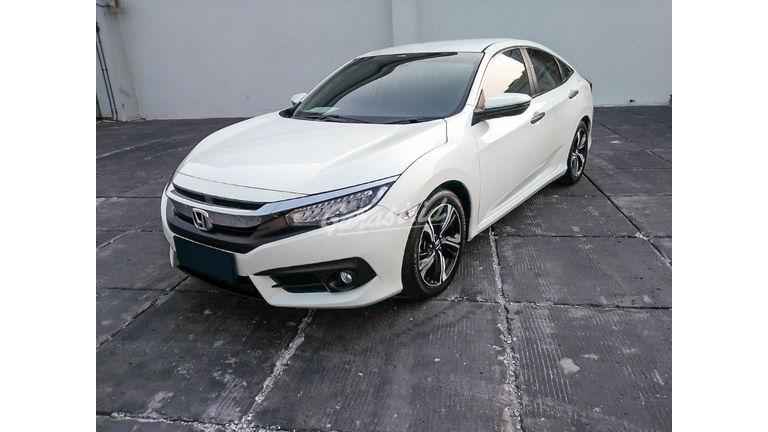 2017 Honda Civic Turbo - Mobil Pilihan (preview-0)