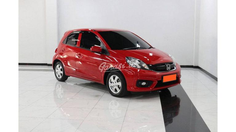 2017 Honda Brio E Satya - Mobil Pilihan (preview-0)